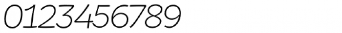 DR Agu Script Extra Light Font OTHER CHARS