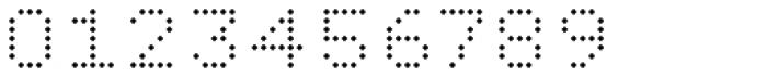 DR Krapka Rhombus Extra Light Font OTHER CHARS