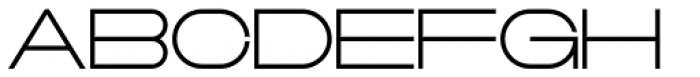 DR Lineart Skeleton Font LOWERCASE