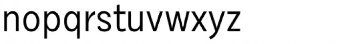 Draft E Regular Font LOWERCASE