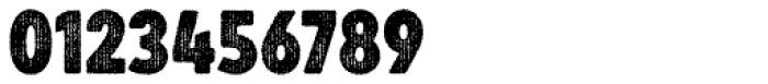 Draft Natural HiResTwo F Black Font OTHER CHARS
