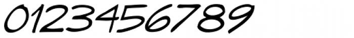Draft Punk Lite Italic Font OTHER CHARS