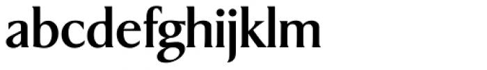 Dragon Serial Bold Font LOWERCASE