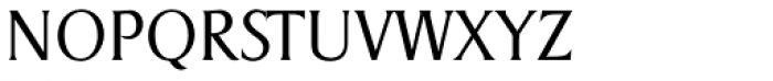 Dragon TS ExtraLight Font UPPERCASE