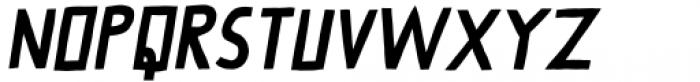Dramatisk Italic Font LOWERCASE