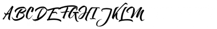 Dramaturg B Font UPPERCASE