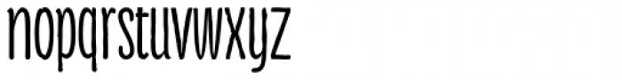 Draw 2 Font LOWERCASE