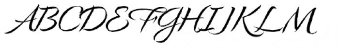 Dream Big Wide Font UPPERCASE