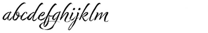 Dream Big Wide Font LOWERCASE