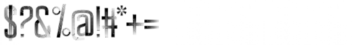 DreamTeam Regular Font OTHER CHARS