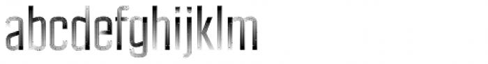 DreamTeam Regular Font LOWERCASE