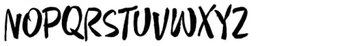 Drina Font UPPERCASE