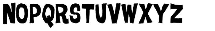 Dro Font UPPERCASE