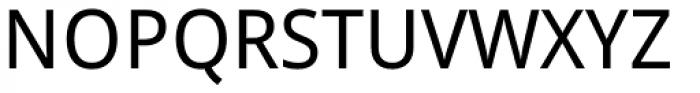 Droid Sans Pro Font UPPERCASE