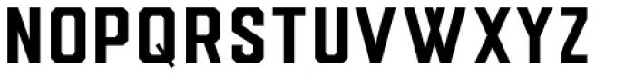 Drone Ranger Pro Bold Font UPPERCASE