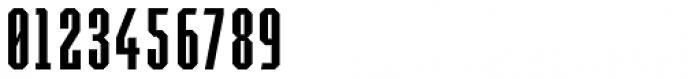 Drone Ranger Pro Condensed Regular Font OTHER CHARS