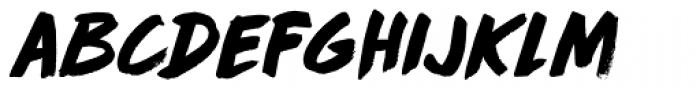 Drop Dead Gorgeous Font LOWERCASE