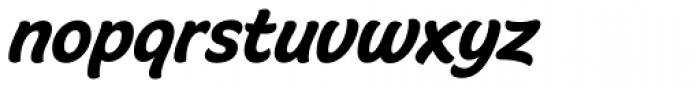 Drop Regular Font LOWERCASE