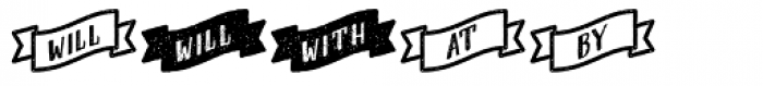 Drustic Dialy CatchWord Font OTHER CHARS