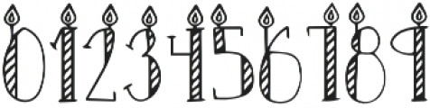 DS Surprise Regular otf (400) Font OTHER CHARS