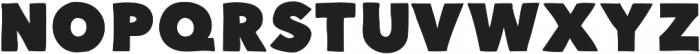 DSChunkster ttf (400) Font UPPERCASE