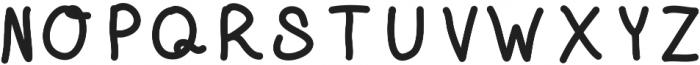 DSWineNot ttf (400) Font UPPERCASE