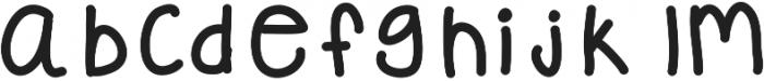 DSWineNot ttf (400) Font LOWERCASE