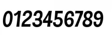DSert Alt Heavy Italic Font OTHER CHARS