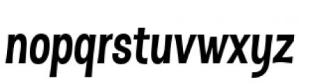 DSert Alt Heavy Italic Font LOWERCASE