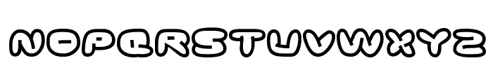 DS Down Cyr Font UPPERCASE