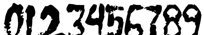 DS Eraser2 Font OTHER CHARS