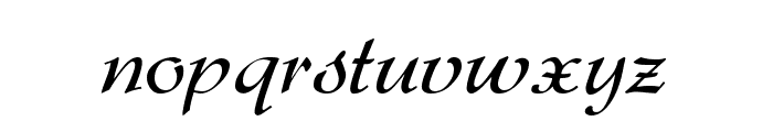 DS Gabriele Font LOWERCASE