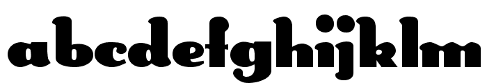 DS Rabbit Medium Font UPPERCASE