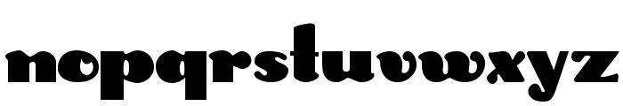 DS Rabbit Medium Font LOWERCASE