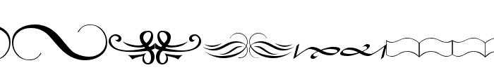 DS-Schmuck Font LOWERCASE
