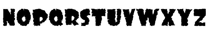 DS SonOf Black Font UPPERCASE