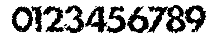 DS Stain Font OTHER CHARS