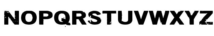 DSIODRER Font LOWERCASE