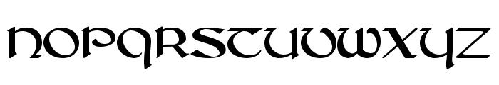 DS_Celtic 1 Font UPPERCASE