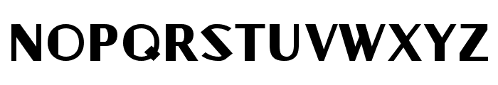 DS_Charity Font LOWERCASE