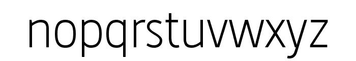 Dsignes Light Font LOWERCASE