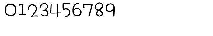 DS RefinedLetter Light Font OTHER CHARS