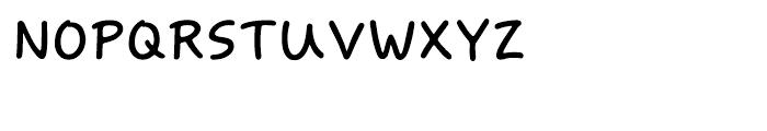DS SweetKiss Medium Font UPPERCASE