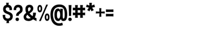 DSert Alt Heavy Font OTHER CHARS