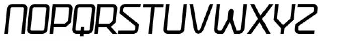 Dsnet Bold Italic Font UPPERCASE