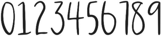 DTC Aspyn Regular otf (400) Font OTHER CHARS