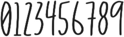 DTC Happy Holidays Regular otf (400) Font OTHER CHARS