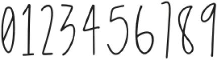 DTC Harvest Moon Regular otf (400) Font OTHER CHARS
