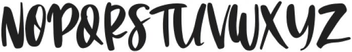 DTC HoneyBee Regular otf (400) Font UPPERCASE
