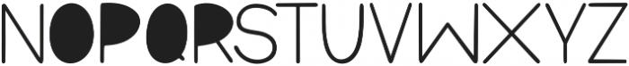 DTC Raspberry Sans Regular otf (400) Font LOWERCASE